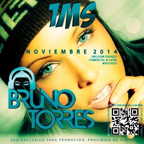 1Million Sounds – Noviembre 14 (Bruno Torres)