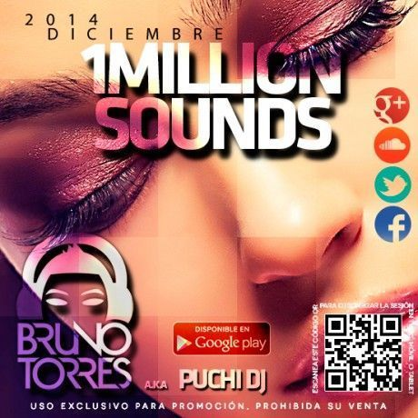 1Million Sounds – Diciembre 14 (Bruno Torres)