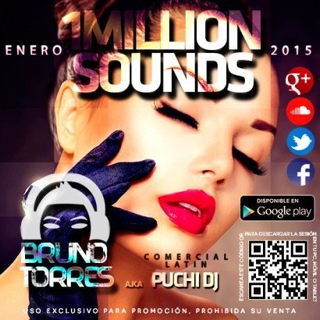 1Million Sounds – Enero 2015 (Bruno Torres)