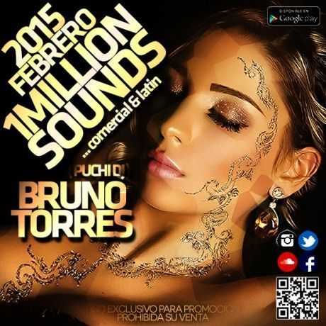 1Million Sounds – Febrero 2015 (Bruno Torres)