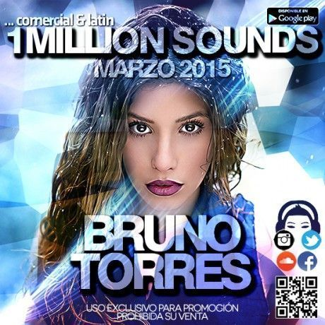 1Million Sounds – Marzo 2015 (Bruno Torres)