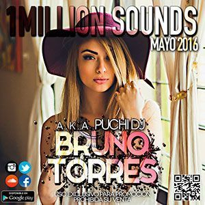 1MILLION SOUNDS – MAYO 2016 (BRUNO TORRES)
